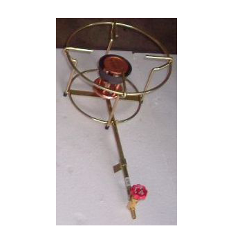 Gas Brass Burner